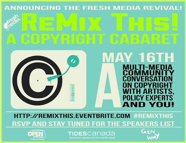 ReMix This! A Copyright Cabaret